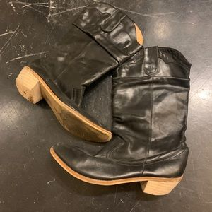Steve Madden Scrunched Boots